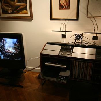 Bang &amp; Olufsen Stereo Equipment