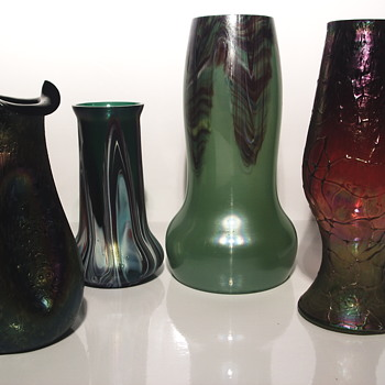 My Grouping of Rindskopf Vase