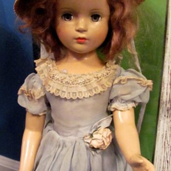 My Madame Alexander Princess Margaret Rose Doll
