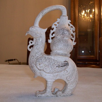 Phoenix Statue  - Asian