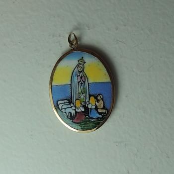 Religious Pendent - Fine Jewelry