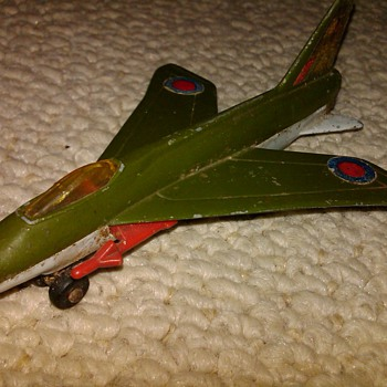 1977 Matchbox fighter Jet