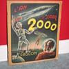 Chocolat Aiglon l'an 2000 chromos book