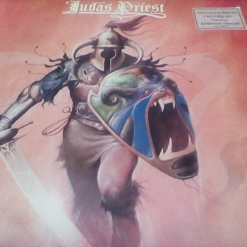 "Judas Priest ""Hero Hero"" - Records"