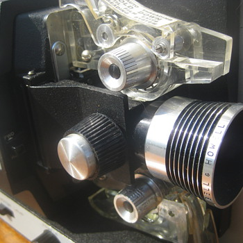 Bell and Howell  Autoload 461B 8mm Projector - Cameras