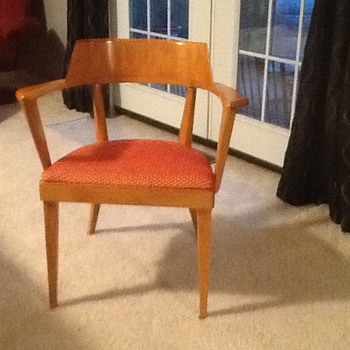 Heywood Wakefield Mid Century Chair