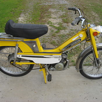 1978 Motobecane Mobylette 50 moped - Motorcycles