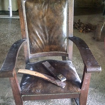 Good Old Rocker - Furniture