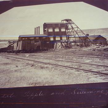 Rosedale Coal Mine