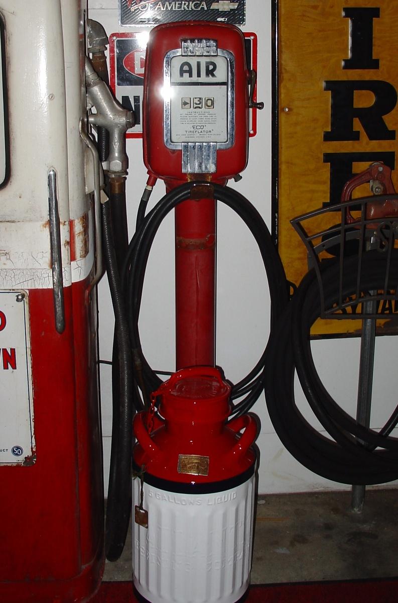 Eco Air Meter : Eco air meter tireflator collectors weekly