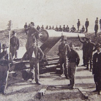 1st MN Heavy Artillery at Chattanooga - Military and Wartime