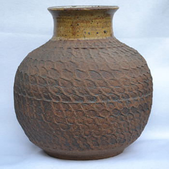 Frank Matranga large vase