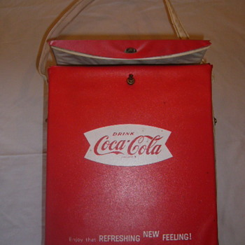 Coca Cola Ice Cooler