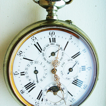 Great Grandmothers Pocket Watch