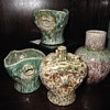 Some of my Bretby Art Pottery