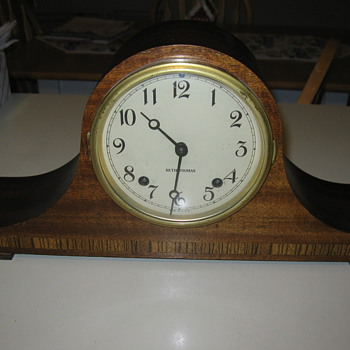 Any info on Seth Thomas Lynton 1w wind up mantel clock E511-003 - Clocks
