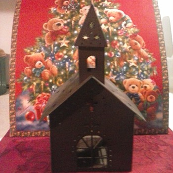 My little brown church! - Lamps