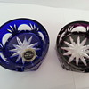 2 KRISTAL SUPERIOR ASHTRAYS