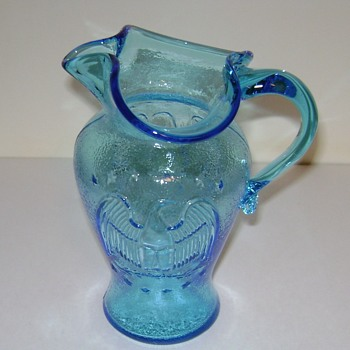 Kanawha Glass - Bicentennial Pitcher - Glassware