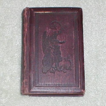 1860's Czechoslovakian Prayer Book