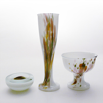 NAJADE, Per Ltken (Holmegaard, 1976)  - Art Glass