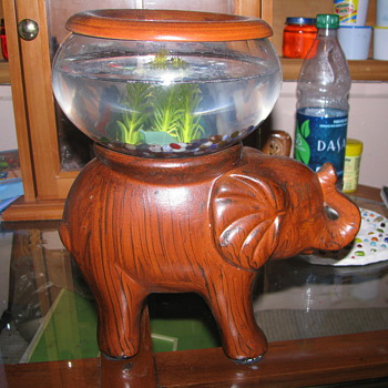 Elephant fish tank - Animals