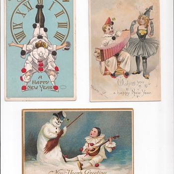 Very Cool Post-Cards - Postcards
