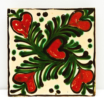 Ceramic Tiles, Kähler Pottery (Denmark), 1920 - Art Pottery