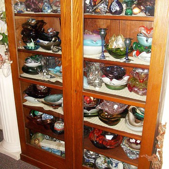 My China Cabinet  -- Age ???  Info ??? (( 1 of 2 ))