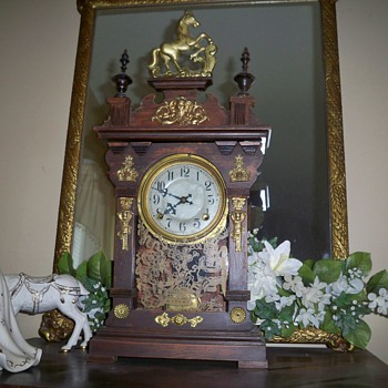 Clock from China