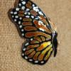 Enamel Butterfly 925S