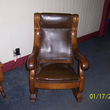 family rocking chair - Furniture