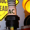 A/C spark plug display