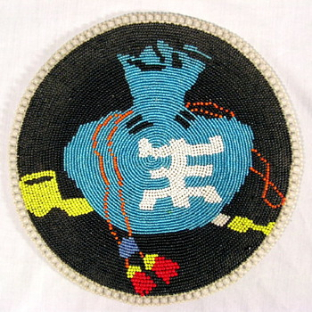 Made in Japan Native American Bead Work