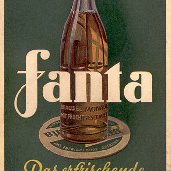 German Fanta 1941 - Signs