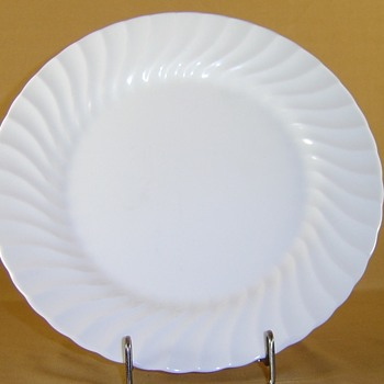 Johnson Brothers Regency China - Marks - China and Dinnerware