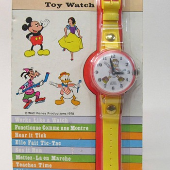 Marx Donald Duck Watch - Wristwatches