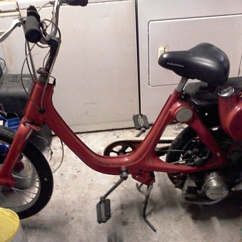 Honda motor wheel 50cc bicycle - Motorcycles