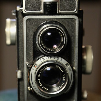 Ikoflex - Carl Zeiss VXM Camera - any info?