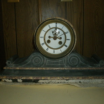 Clock That Weighs 40LBS?