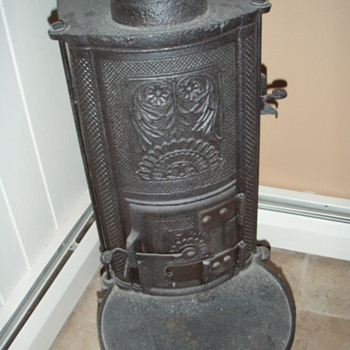 10 Plate Colonial Cook Stove - Kitchen