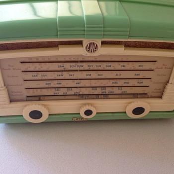 50's AWA Radio