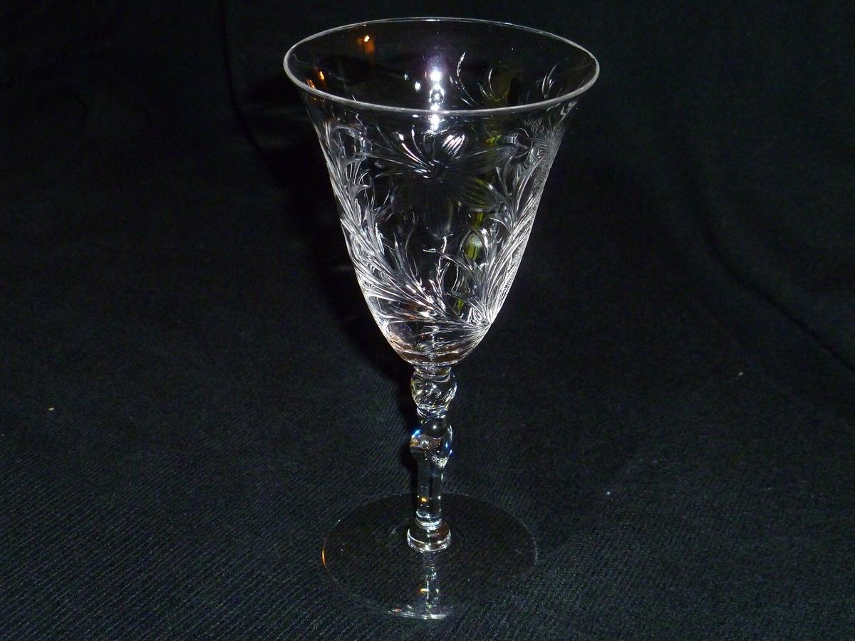 Antique crystal stemware : Collectors Weekly