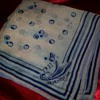 World's fair 1933 souvenir silk hankie scarf.