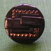 Art Deco glass buttons.
