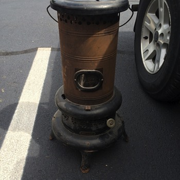 "Vintage ""perfection""  kerosene heater?"