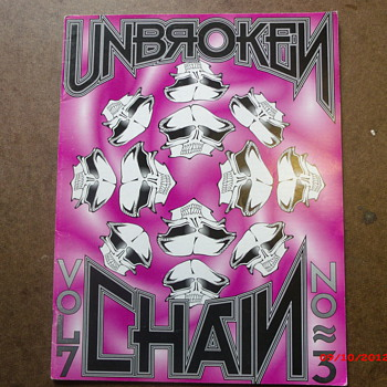 From my Grateful Dead Collection Unbroken Chain Vol.7 No.3 Fall 1992 - Music