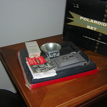 Polaroid Highlander Model 80 