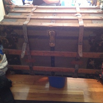 Craigslist Steamer Trunk