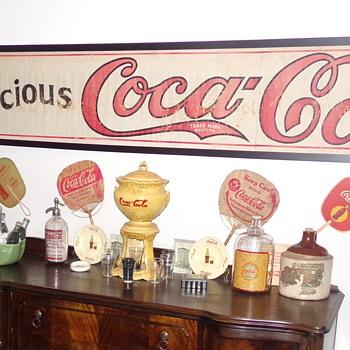 1940's Coca-Cola Ice Tongs - Coca-Cola